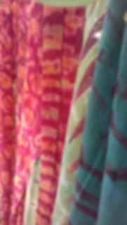 sik georgtte scarves