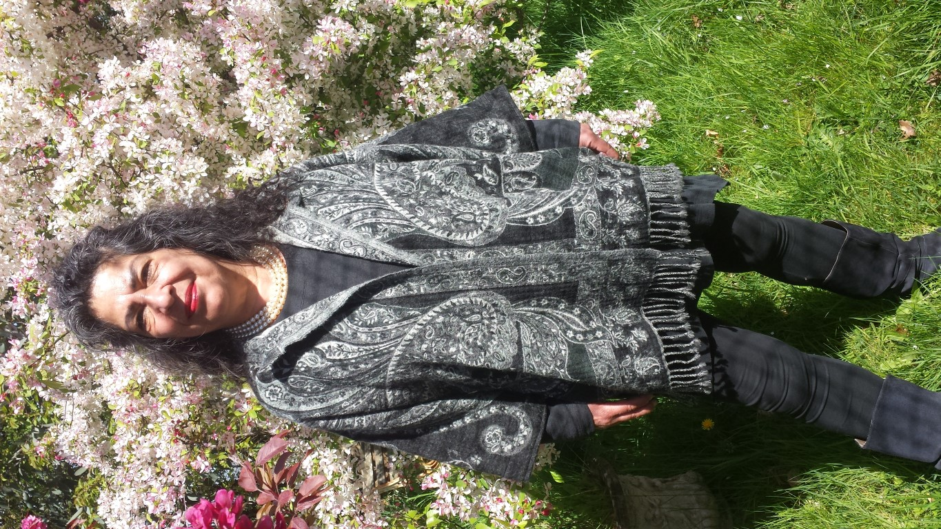 paisley jacket (Medium)