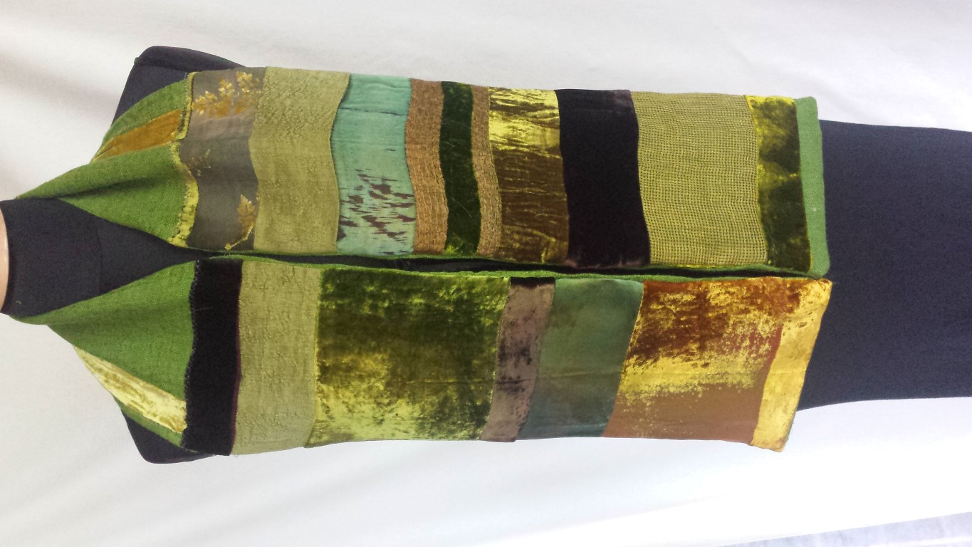 patchwork scarf (Medium)