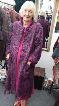 frock coat Tatton front