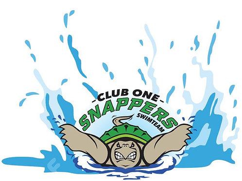 """Club One Snappers"" Swim Team"