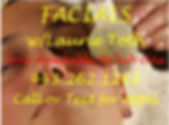 Laurie Facials.JPG