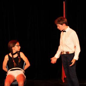 Atelier théâtre enfants ados Paris 9e