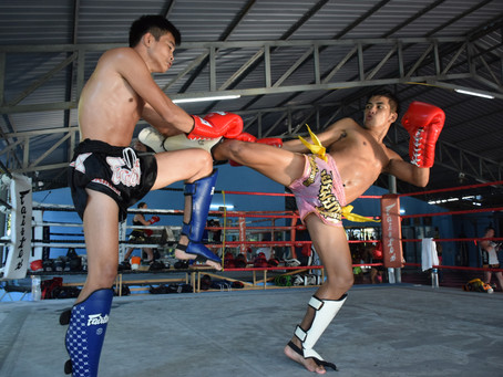 Welcome to one of the best muaythai gyms in Southern Thailand, Yodyut Muaythai.