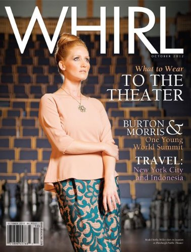 Whirl Magazine Cover October 2012