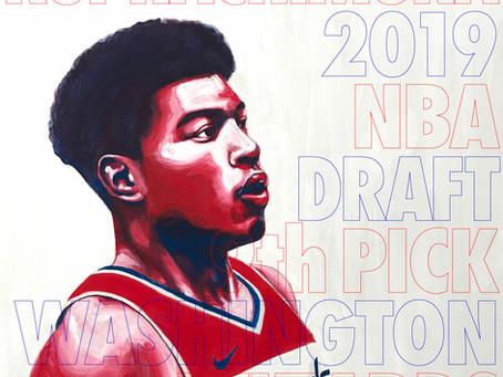 NBAドラフト2019