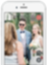 Upload wedding photos to your app