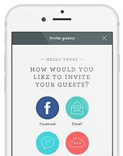 Free wedding app invitations