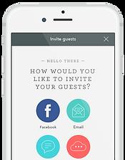The all in one free wedding app ceremony free wedding app invitations junglespirit Choice Image