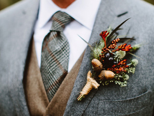 Top 3 Fall Groomsmen Fashion Trends
