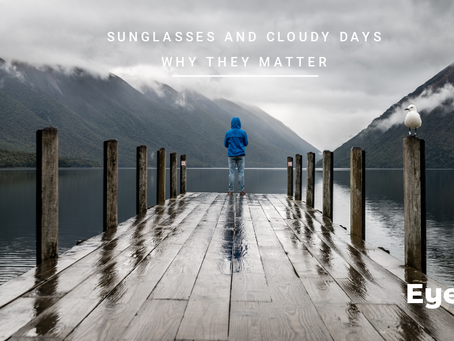UV Rays and Cloudy Days.