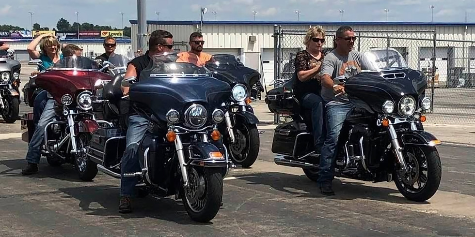 2nd Annual 2 Day JDRF Awareness Ride