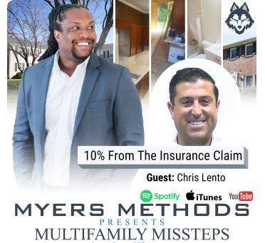 10% From The Insurance Claim - Podcast Interview