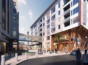 The Shift From Malls to Multifamily