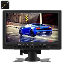 7 дюймов TFT LCD Автомобильный Монитор – Разрешение 800x480, HDMI, .....