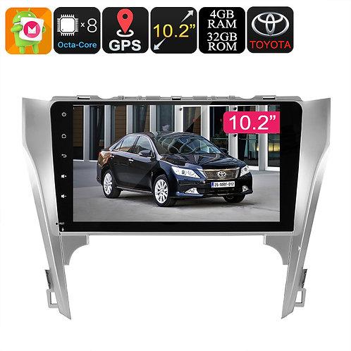 Автомобильный Медиа Плеер (2-DIN) – для Toyota Camry (2012-2014), 10.2- .....