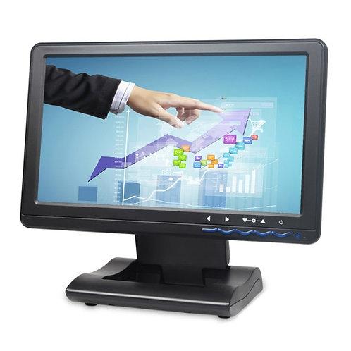 10.1 дюймовый IPS LCD Сенсорный Монитор 1024x600, USB Порт