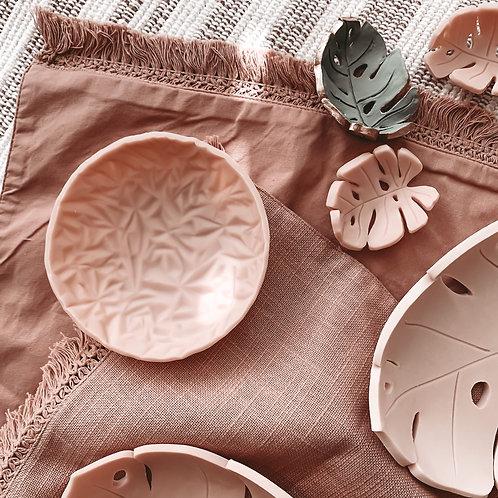 Medium Textured Jewelry Bowl