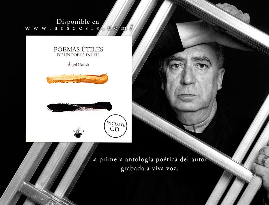 Ángel Guinda publica con ARSCESIS