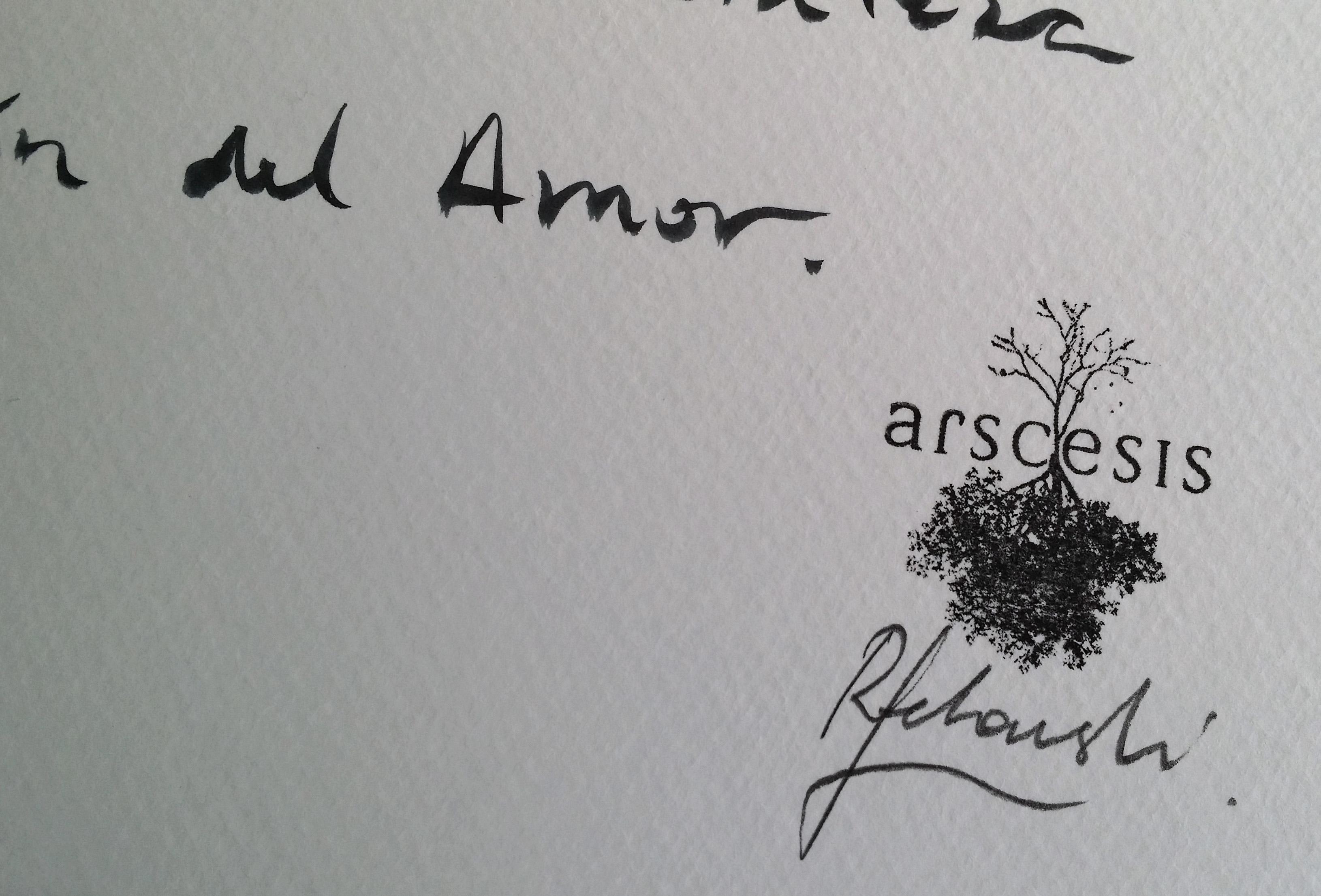 Láminas numeradas y firmadas
