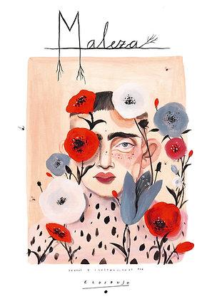 MALEZA - Daniel El Dibujo