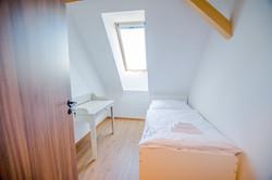 ložnice apartmán