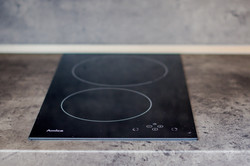 vařič kuchyňka apartmán