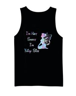 im not short im fairy size