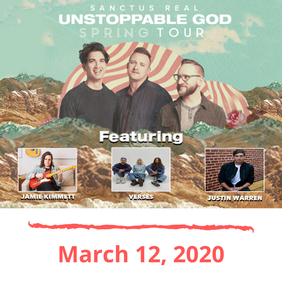 Concert coming to Grace Church!