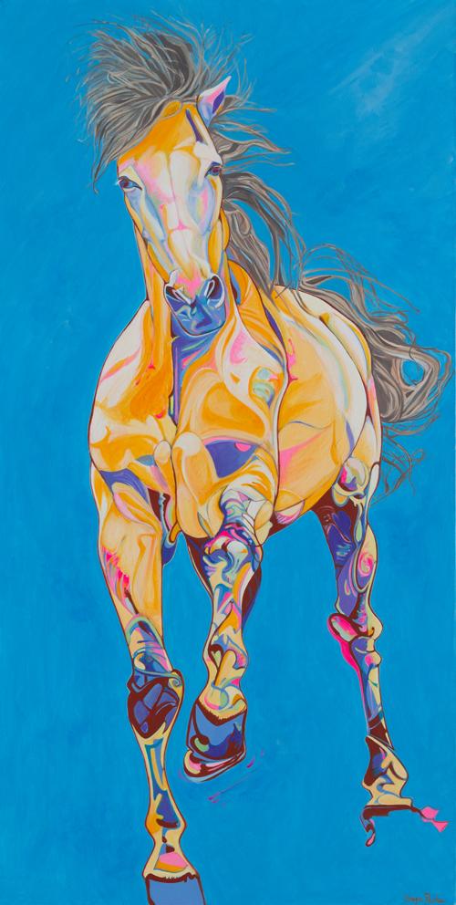 Sun Horse (SOLD)