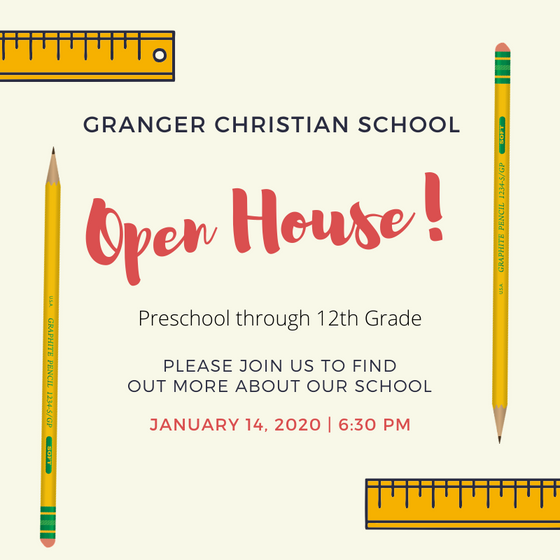 GCS Open House
