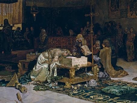 Visual Treats at the Prado