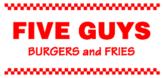 Five Guy's fundraiser November 20, 2019