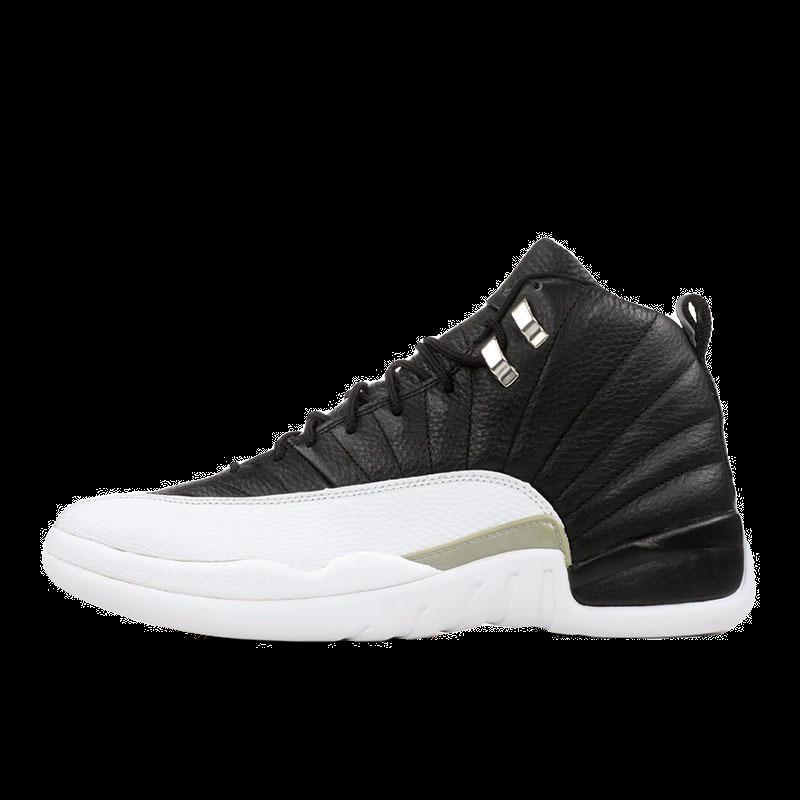Black and White 12s   sneakks