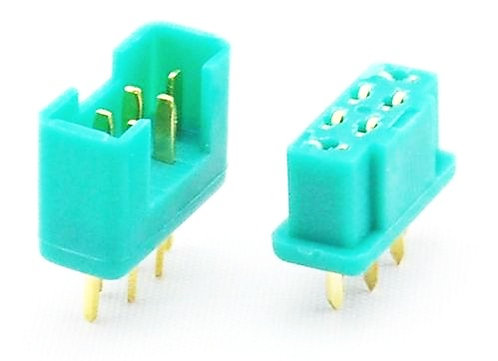6-Pin Multi-Plex Connector