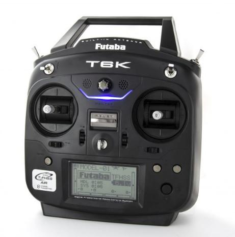 Futaba T6K Transmitter