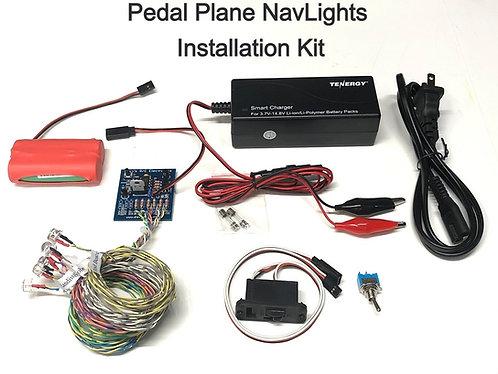 Pedal Plane Light Kit