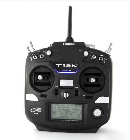 Futaba T12K Transmitter