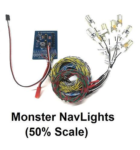 Monster NavLights