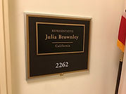 Representative Julia Brownley California