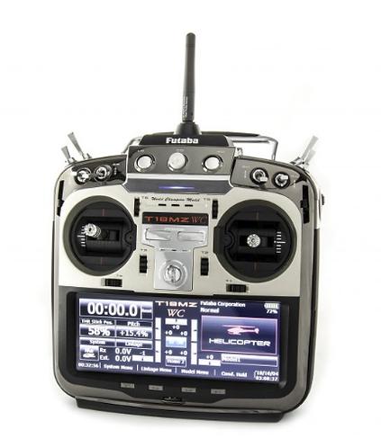 Futaba T18MZ Transmitter