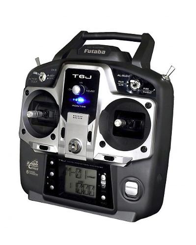 Futaba T6J Transmitter
