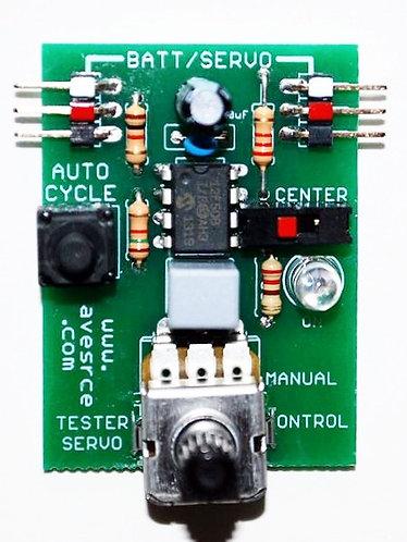 Servo Tester and Brushless Motor Tester