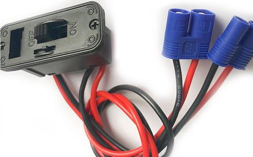 HD Switch w/EC3 Connectors (Spektrum)