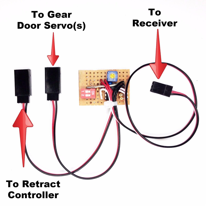 Electric Retract & Gear Door Sequencer