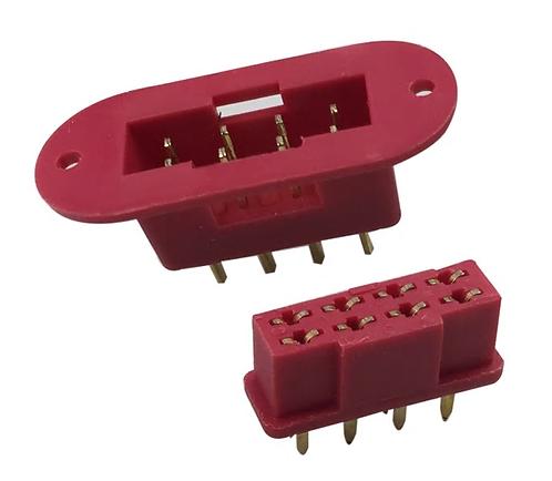 MPX-8  MPX 8 Connectors