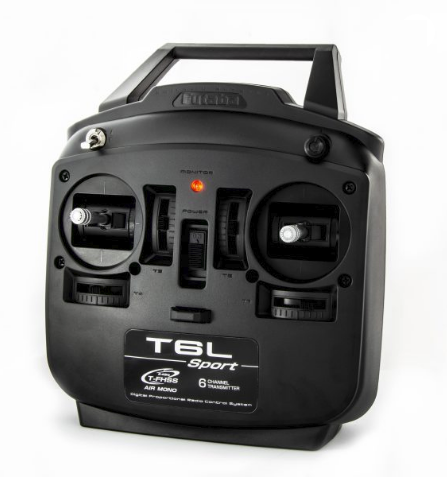 Futaba T6L Transmitter