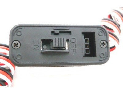 HD Switch w/ Charge Jack for Radio Controlled Model Airplane