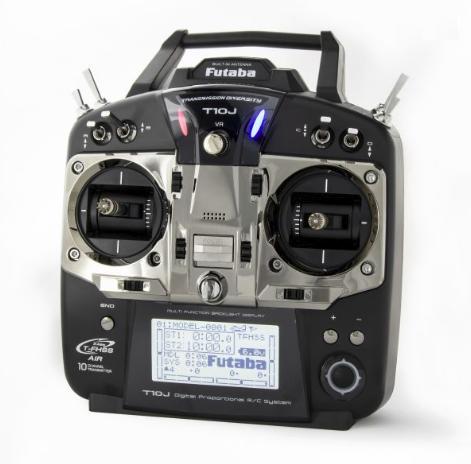 Futaba T10J Transmitter