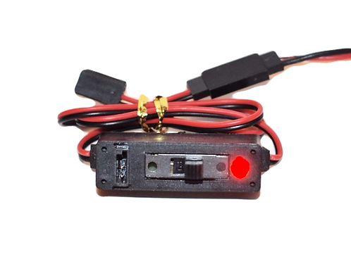 Switch for Radio Controlled Airplane